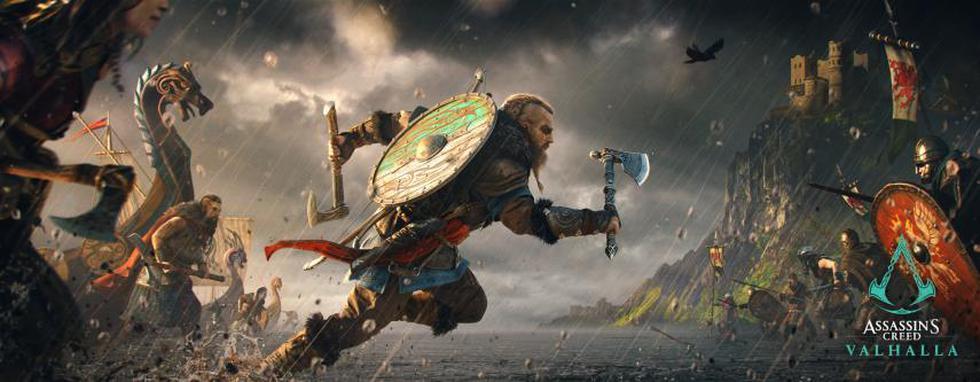 Ubisoft lanzará 'Assassin's Creed: Valhalla' para finales de este año.