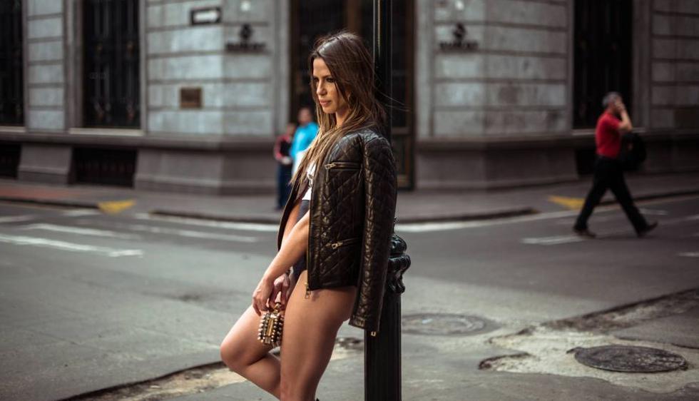 Valeria de Santis demuestra del porqué es reconocida en las pasarelas internacionales. (Revista Asia Sur)