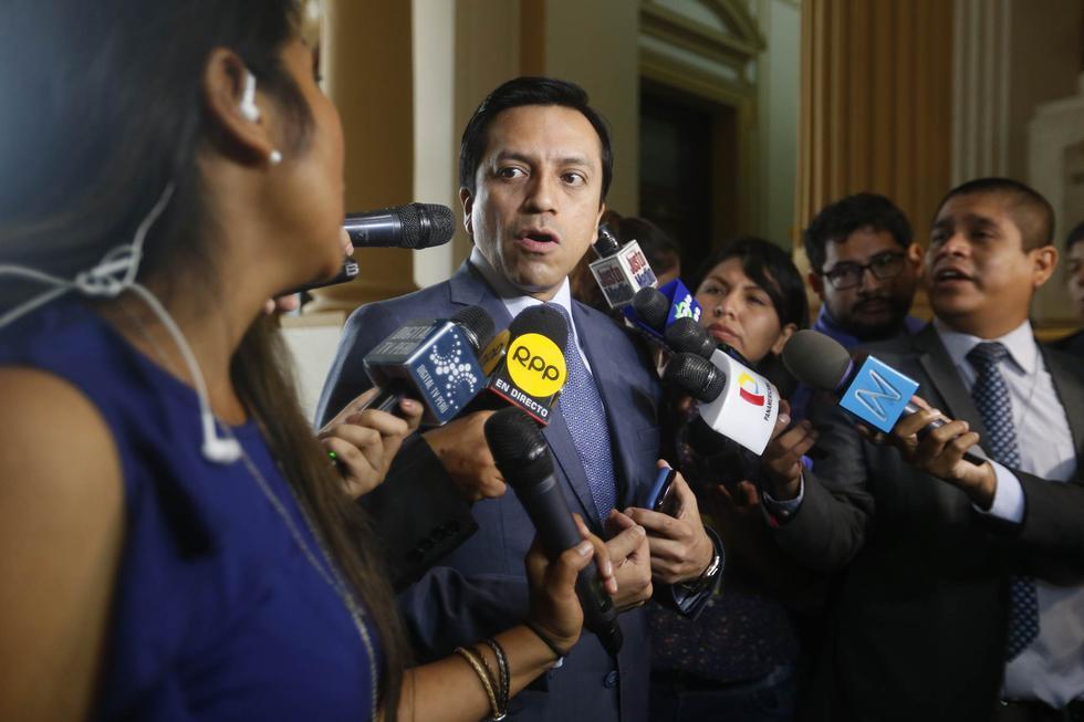 "Violeta expresó que si se debe tomar una decisión política ""que se tome"". (Mario Zapata)"
