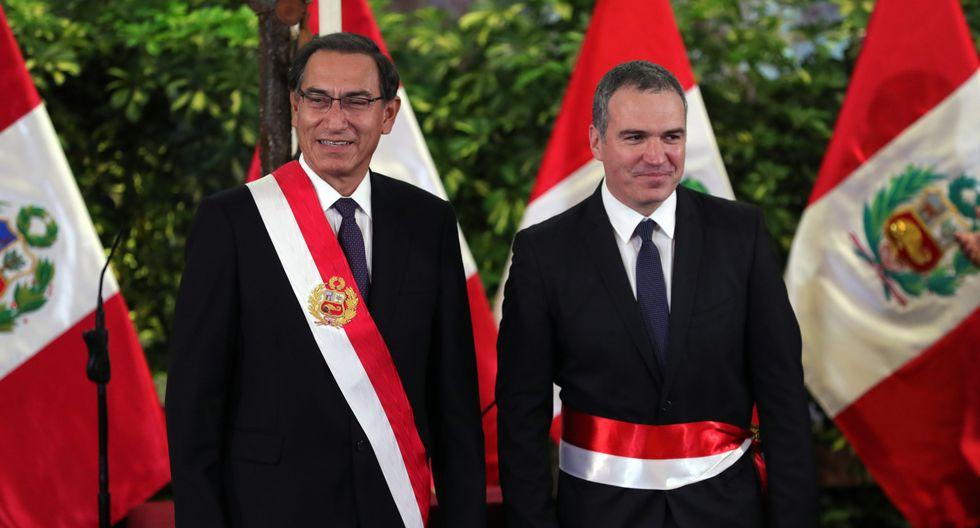 Del Solar fue ministro de Cultura durante la gestión de Pedro Pablo Kuczynski. Renunció luego que el ex mandatario le otorgara el indulto humanitario a Alberto Fujimori. (Foto: EFE)