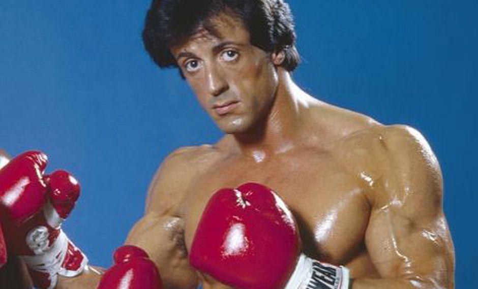 'Rocky Balboa', el héroe de las películas de acción. (Getty)