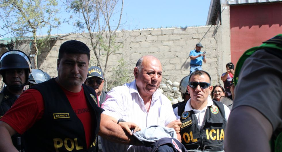 Piden 36 meses de prisión para candidato a gobernador de Tacna (Miguel Idme)