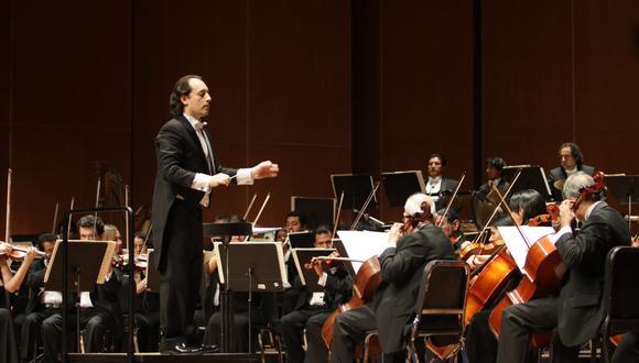 La orquesta celebrará 80 años de actividad en concierto. (Difusión)