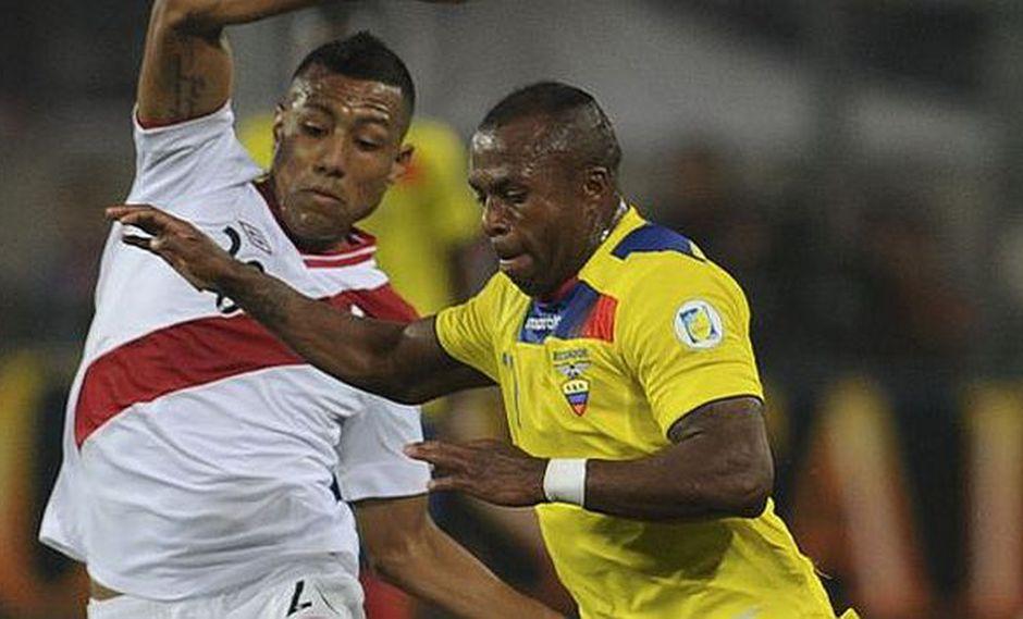 Christian Benitez anotó cuatro goles por Ecuador en las Eliminatorias a Brasil 2014. (USI)
