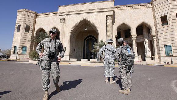 Impresionante arquitectura utilizó EE.UU. para establecer su cuartel general durante la guerra. (Reuters)