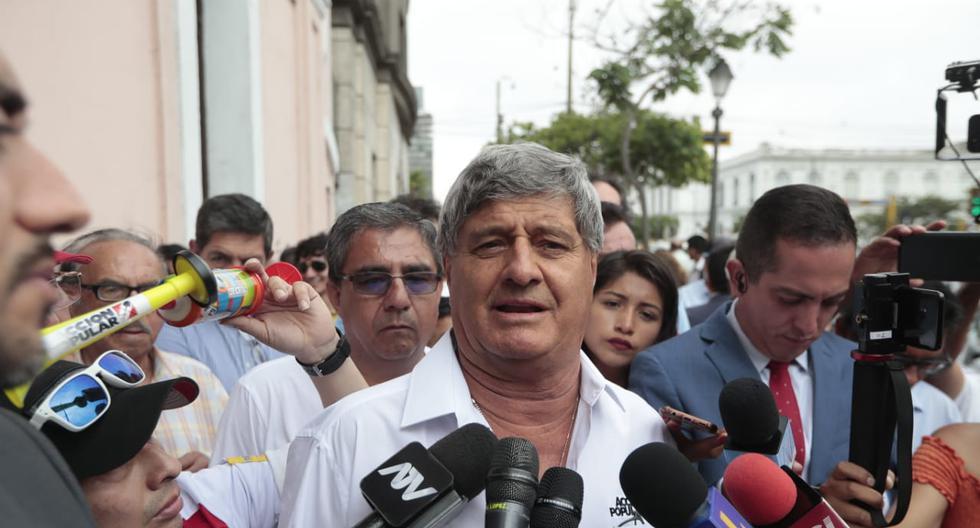 Elecciones 2021: Raúl Diez Canseco confirma precandidatura presidencial por Acción Popular