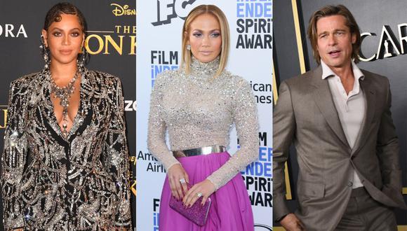 Beyoncé, Jennifer Lopez y Brad Pitt se suman a las graduaciones online de Estados Unidos. (Foto: AFP)