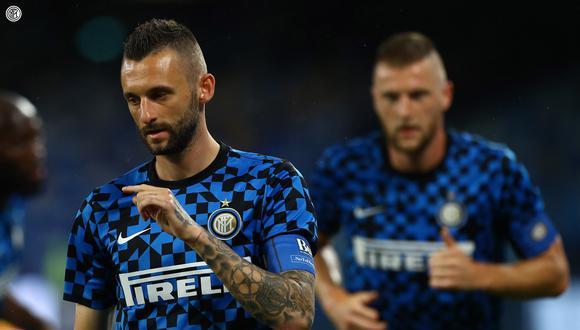 Inter de Milán y Napoli juegan por el pase a la final de la Copa Italia. (Foto: Inter de Milán)