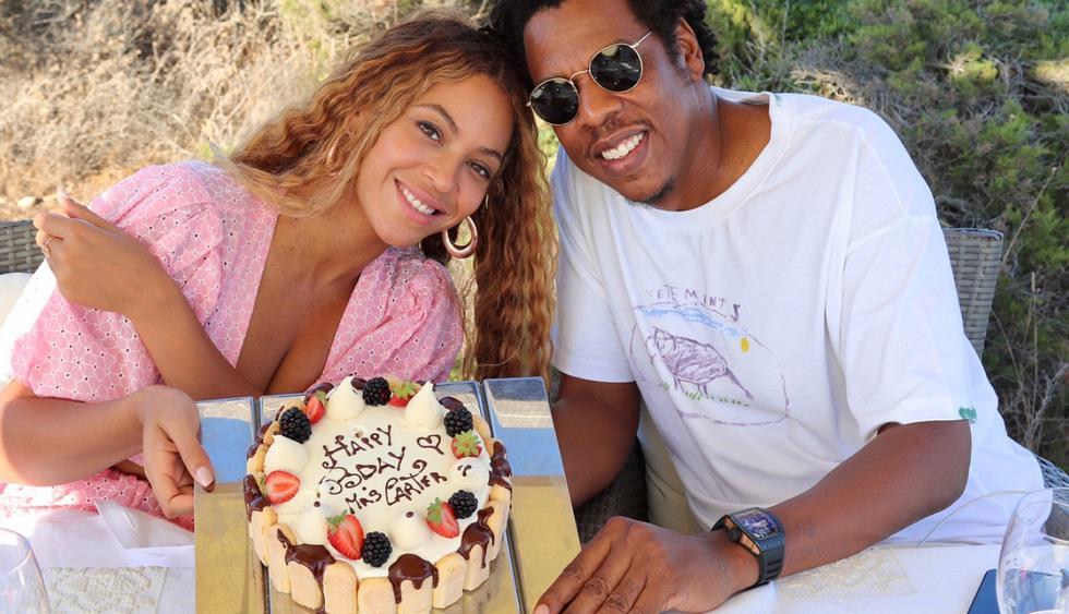 Beyoncé celebra el cumpleaños de Jay-Z en Sudáfrica. (Foto: Instagram)