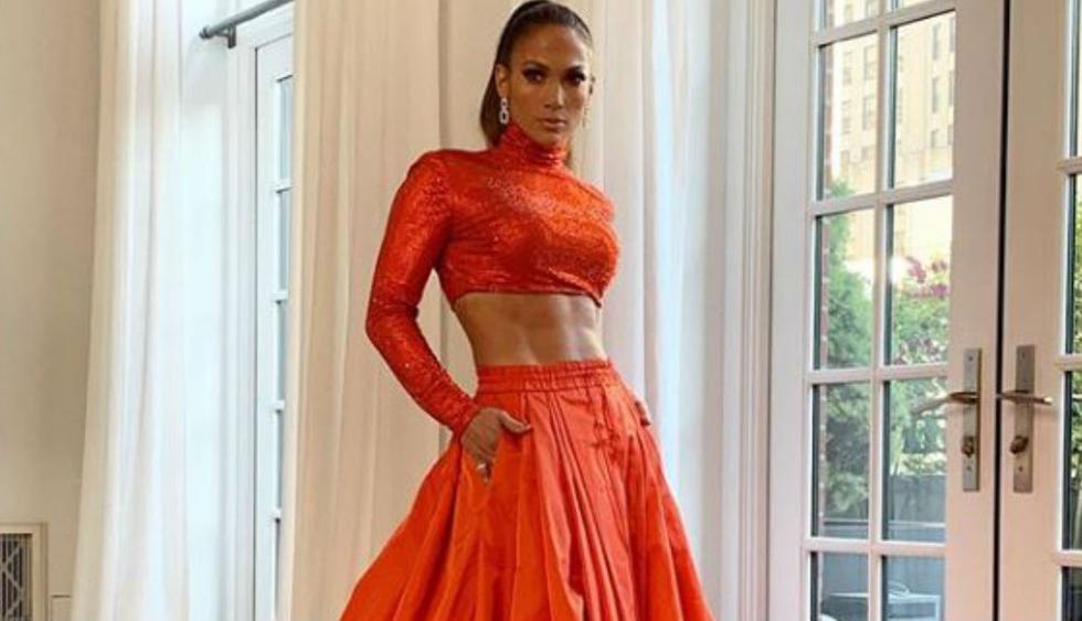 Jennifer Lopez confiesa que se conmovió hasta las lágrimas tras celebrar sus 50 años (Foto:@Jlo)