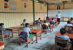 Año escolar 2021: ¿Qué ocurre si se reporta contagios en escuelas rurales donde iniciaron clases presenciales?