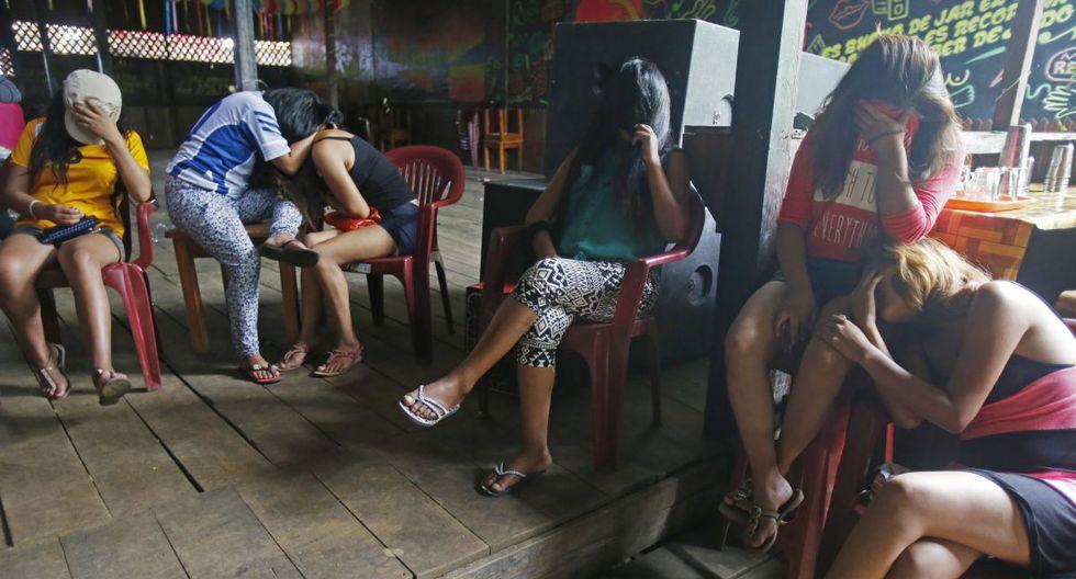 Las mujeres eran víctimas de explotación sexual en diversos locales de Lima. (Imagen referencial/Archivo GEC)