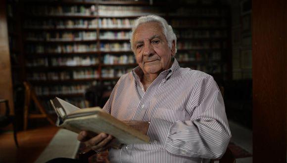 """""""No tenemos una súper oferta electoral de parte de los partidos"""", declaró Max Hernández a Perú21 (Anthony Niño de Guzmán/GEC)."""