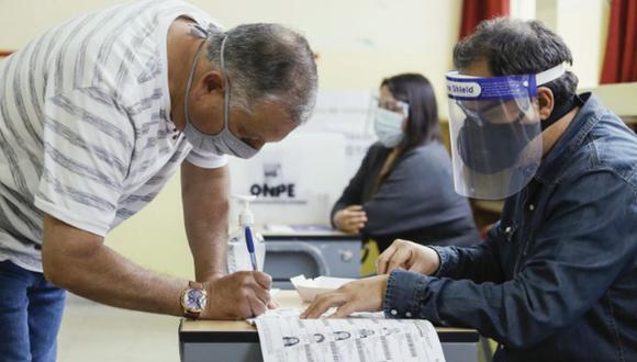 Las Elecciones Generales 2021 en el Perú se realizarán el próximo 11 de abril. (Foto: Andina)