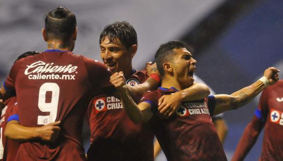 Cruz Azul vs. Querétaro se miden en la cuarta jornada de la Liga MX. (Foto: AFP)