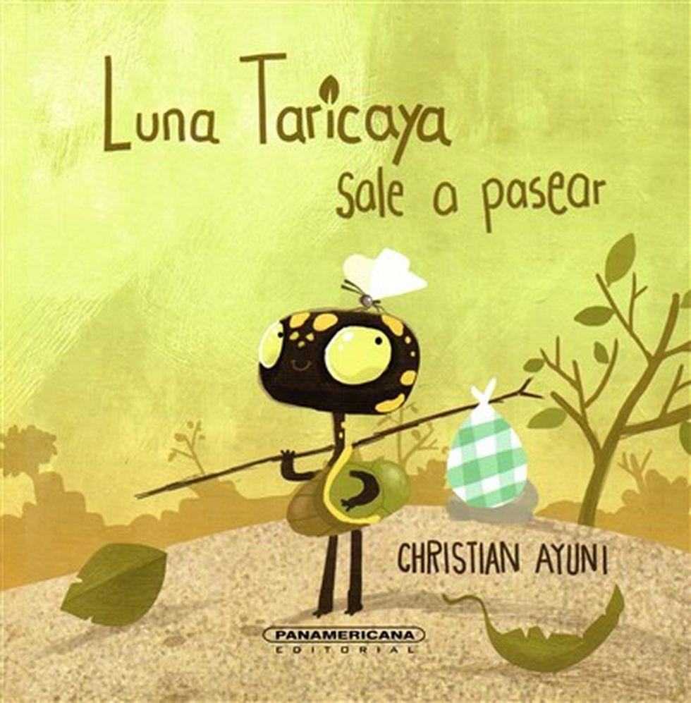 Luna taricaya sale a pasear de Christian Ayuni. (Internet)