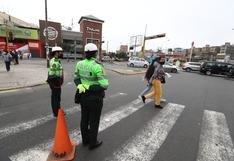 Restringen tránsito en la avenida Bolivia, aledaña a la casa del presidente Pedro Castillo