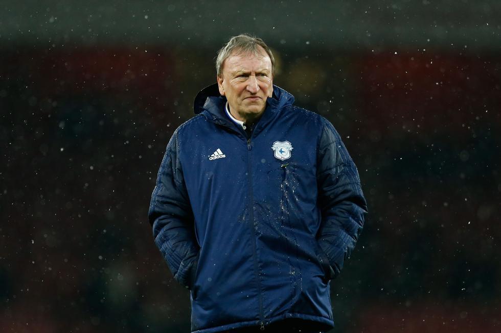 """El entrenador del Cardiff sostuvo que fue """"una semana traumática"""" tras la desaparición del avión de Emiliano Sala en el Canal de la Mancha. (AFP)"""