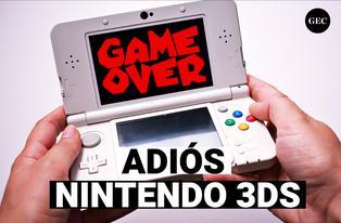 Nintendo: Deja de fabricar consolas portátiles 3ds después de casi una década