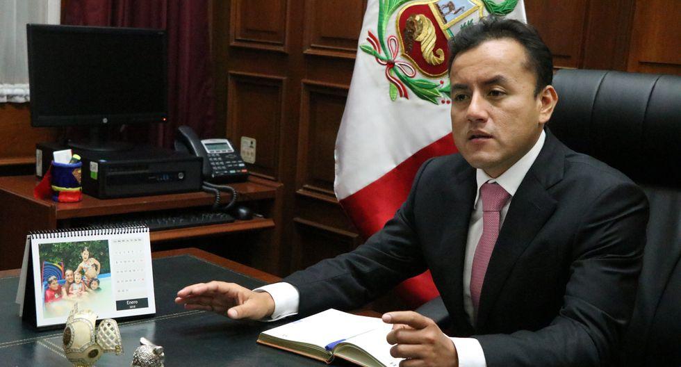 Richard Acuña es parlamentario de Alianza para el Progreso (APP) e hijo del ex alcalde de Trujillo, César Acuña. (Renzo Salazar)