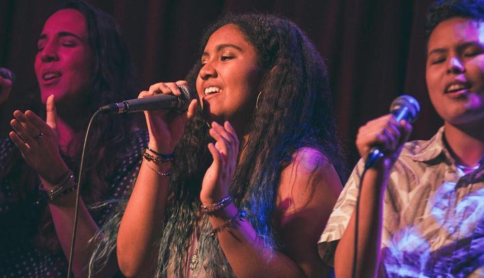 """Micaela Minaya, la gran revelación del soul peruano, presentará su primer disco titulado """"Understand"""". (Foto: @mica_minaya)"""