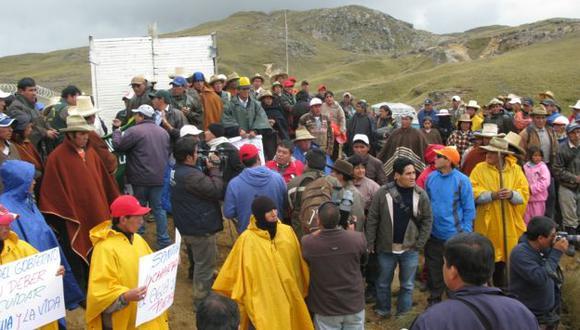 ¿Otro conflicto? Empresa se enfrenta a demandas de los comuneros de Quiruvilca. (USI)