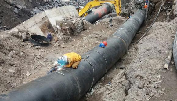 Indican que hubo error sobre las dimensiones de las tuberías. (USI)