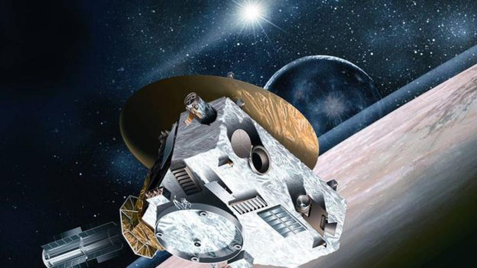 NASA: ¿Qué es el misterioso brillo captado por la sonda New Horizon? (NASA)