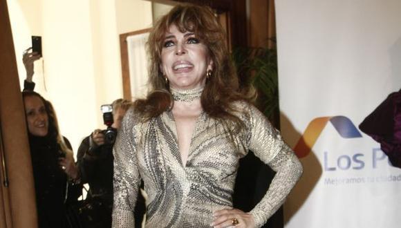 La actriz ya tiene 60 años. (Difusión)