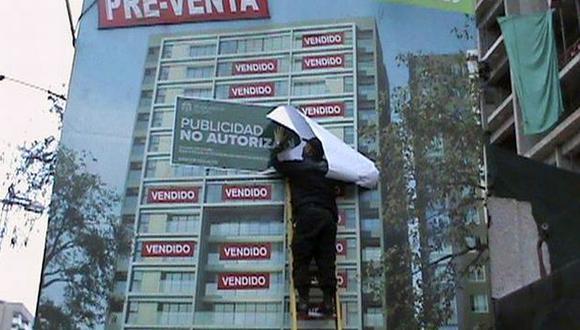Comuna sancionó a tres empresas. (Municipalidad de San Isidro)