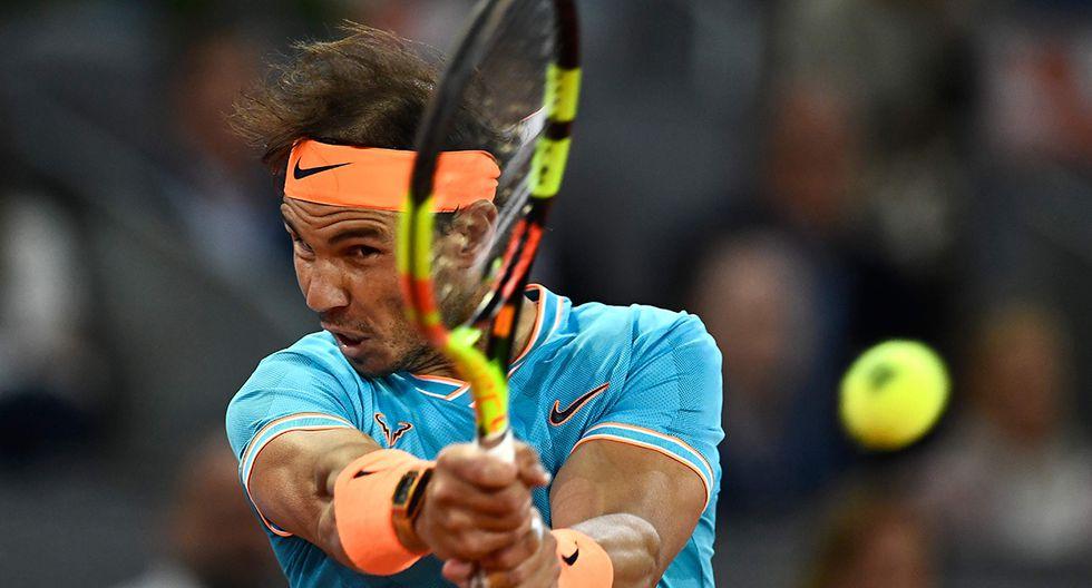 Rafael Nadal vs. Dominic Thiem por el título del Roland Garros 2019. (Foto: AFP)