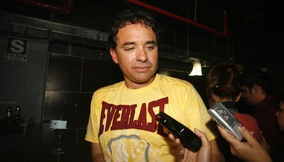SE DEFIENDE. Exdeportista asegura que no conoce sobre la interceptación a Félix Moreno. (USI)