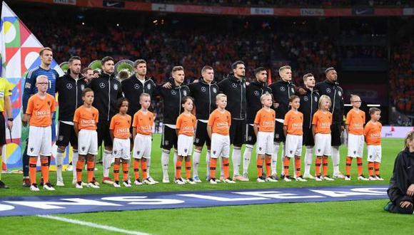 La prensa alemana quedó preocupada por el momento de la 'Mannschaft'. (Foto: @@DFB_Team_EN)