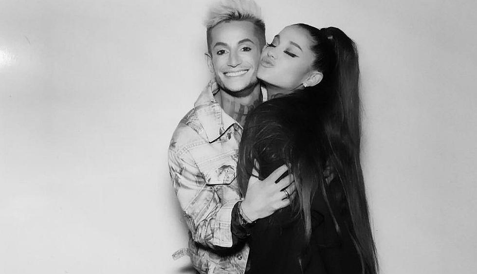 Ariana y Frankie Grande mantienen una excelente relación y lo comparten a través de sus redes sociales. (Foto: @frankiejgrande)
