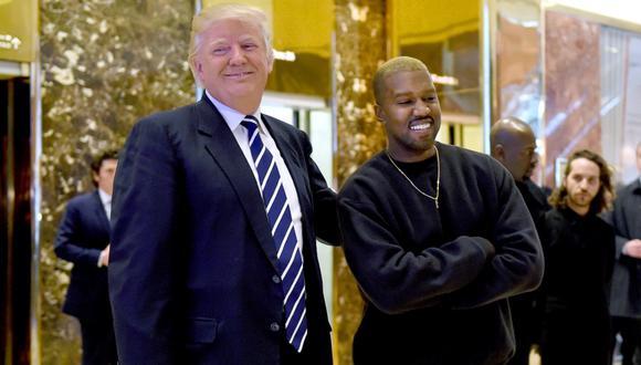 Kanye West registró este jueves 16 de julio su comité de campaña electoral en la Comisión Federal de Elecciones. (Foto: TIMOTHY A. CLARY / AFP)