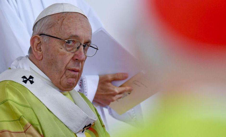 """Papa Francisco dijo que """"para que se haga una mediación, se necesita la voluntad de ambas partes"""". (Foto: EFE)"""