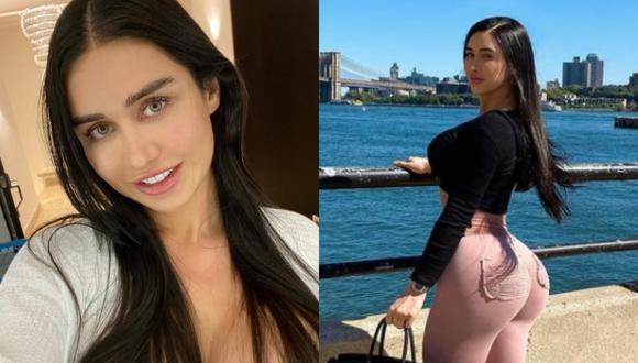 Murió la joven conocida como 'Kim Kardashian mexicana'. (Foto: Composición)