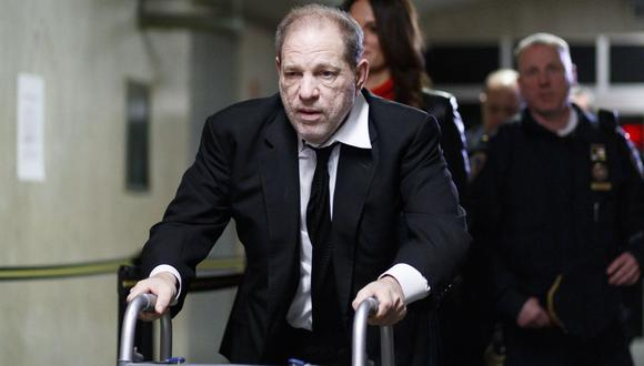 Siete hombres y cinco mujeres conforman el jurado que decidirá la suerte de Harvey Weinstein. (Foto: EFE)