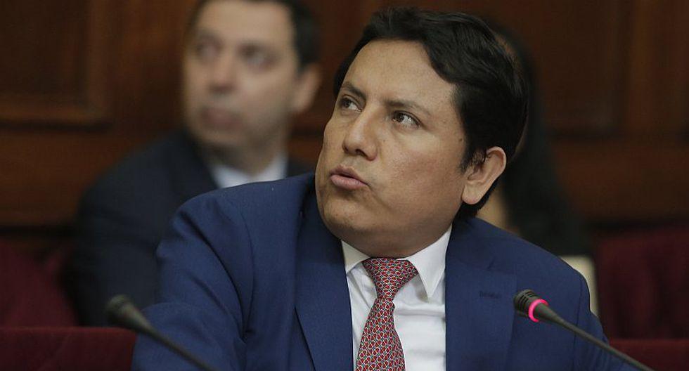 Elías Rodríguez será investigado por la Comisión de Ética tras denuncias de plagio en 6 proyectos de ley. (Atoq Ramón/Perú21)
