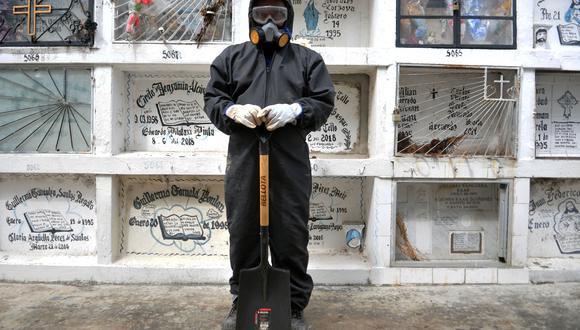 Minsa actualizó las cifras de contagios y fallecidos por el COVID-19. (Foto: Referencial/AFP)