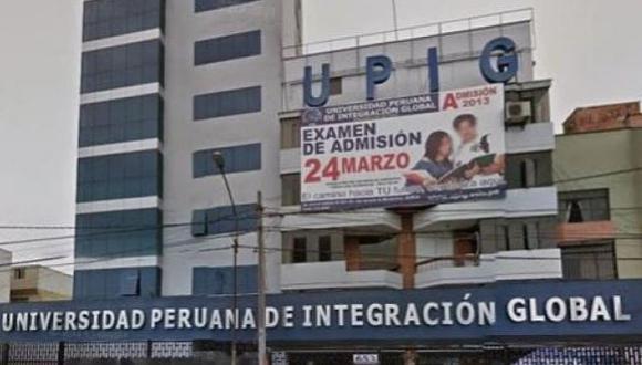 La UPIG tampoco acreditó contar con laboratorios adecuados para carreras como ingeniería o enfermería. (Google Maps)