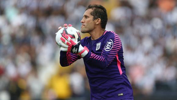 Leao Butrón es uno de los futbolistas más queridos del club 'blanquiazul'. (GEC)