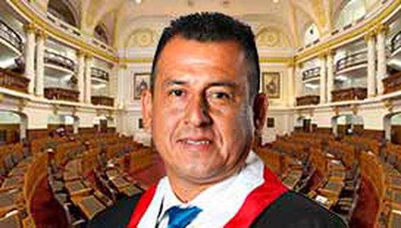 El legislador de APP Jhosept Pérez Mimbela sería investigado por la Comisión de Ética. (Foto: Congreso)