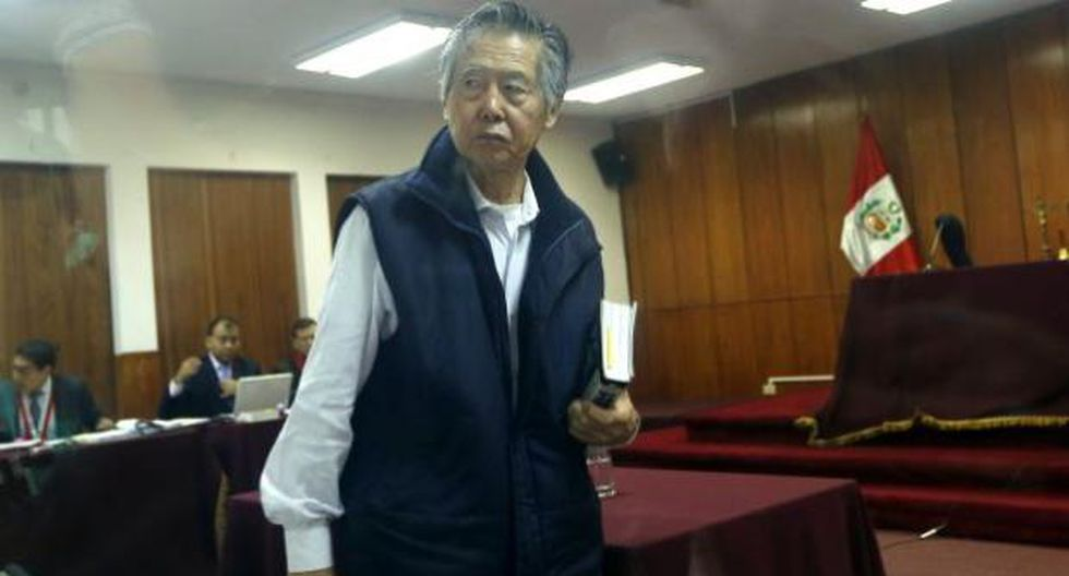 La primera sentencia contra Alberto Fujimori se dictó el 11 de diciembre del 2007 por usurpación de funciones.