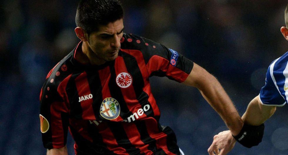Zambrano recibió elogios del diario Marca. (AFP)