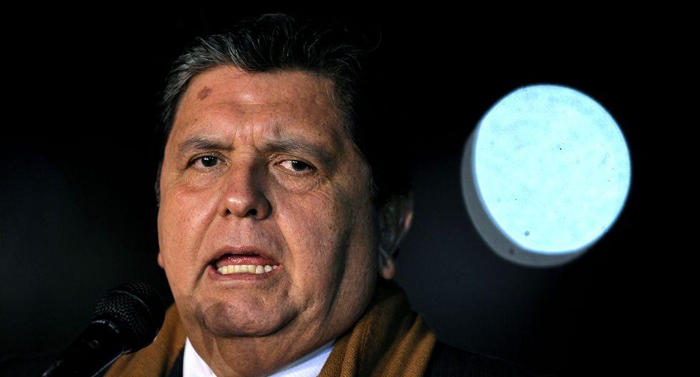 Alan García. (Foto: AFP/Alejandro PAGNI)