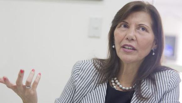 La médico Virgina Baffigo fue presidenta del Seguro Social de Salud.