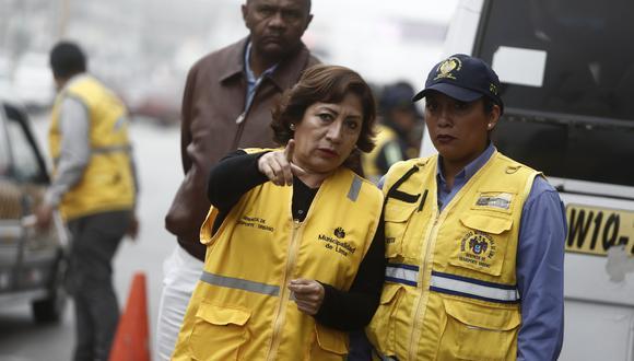 Serán regulados. Elvira Moscoso advirtió que unidades deberán contar con SOAT para taxis.