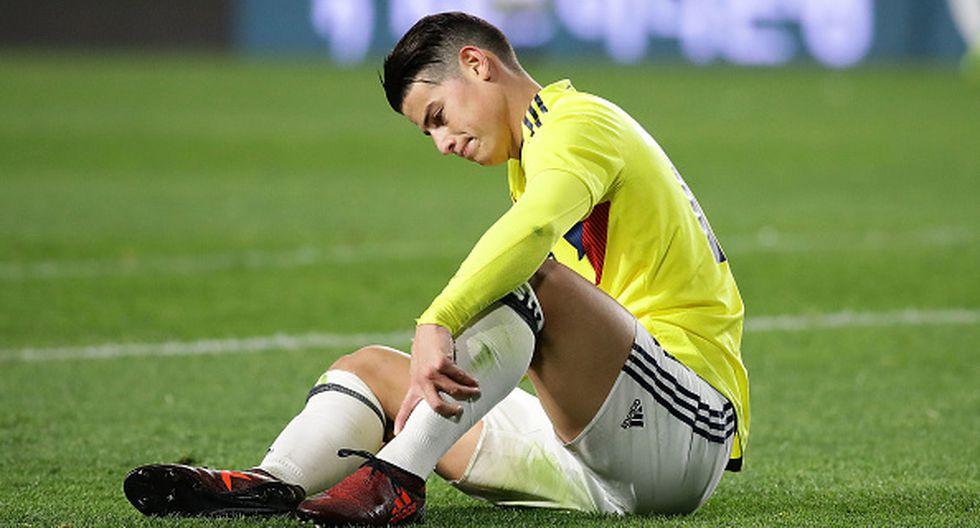 El colombiano pasó esta temporada al Bayern Munich de Alemania. (Getty Images)