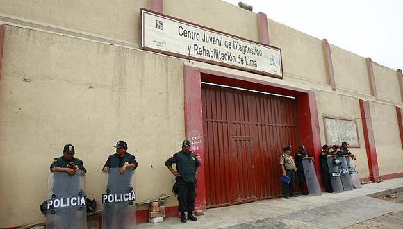 Poder Judicial plantea que reformartorios como 'Maranguita' pasen a manos del Ejecutivo. (USI)